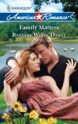 Family Matters by Barbara White Daille - CataRomance Reviewers' Choice Award