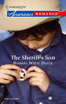 The Sheriff's Son by Barbara White Daille - debut novel - Waldenbooks Bestseller