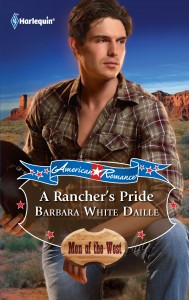 A Rancher's Pride by Barbara White Daille - Romantic Times Top Pick