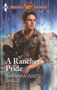 A Rancher's Pride Larger Print