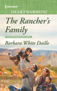 The Rancher's Family by Barbara White Daille